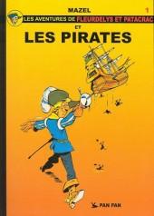 Fleurdelys et Patatrac (Les aventures de) -1- Fleurdelys et Patatrac et les pirates