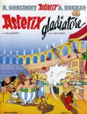 Astérix (en italien) -4b2011- Asterix gladiateur