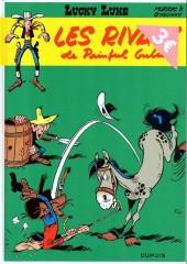 Lucky Luke -19Été- Les Rivaux de Painful Gulch