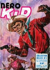 Néro Kid -Rec02- Collection Reliée N°2 (du n°5 au n°8)
