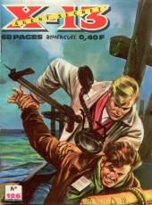 X-13 agent secret -126- Arme secrète