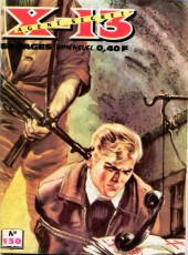 X-13 agent secret -130- Le fugitif