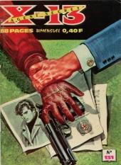 X-13 agent secret -131- L'espionne corse