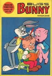 Bugs Bunny (Magazine Géant - 2e série - Sagédition) -49- Des sous ? des clous !