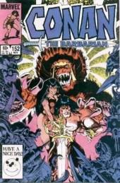 Conan the Barbarian (1970) -152- The dark blade of Jergal Zadh!