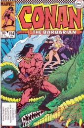 Conan the Barbarian Vol 1 (Marvel - 1970) -154- The man-bats of Ur-Xanarrh!