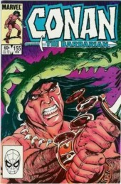 Conan the Barbarian Vol 1 (Marvel - 1970) -155- The anger of Conan