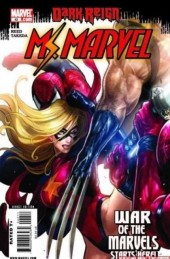 Ms. Marvel (2006) -42- Chapter 1: first engagement