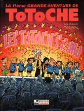 Totoche -3a- Les Totoch's band