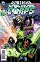 Green Lantern Corps (2011) -31- Uprising, Part 2: Prison Break