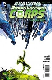 Green Lantern Corps (2011) -32- Uprising, Part 4: Insidious