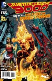 Justice League 3000 (2014) -5- Firestorm Rising !