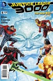 Justice League 3000 (2014) -6- Captured !
