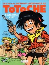 Totoche -6a- Belleville city + L'ours