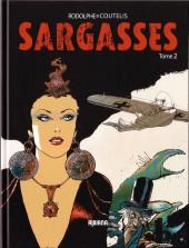 Dampierre et Morrisson (Une aventure de) -2- Sargasses