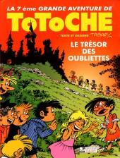 Totoche -14- Le trésor des oubliettes