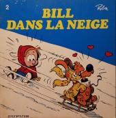 Bill -2- Bill dans la neige