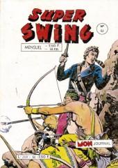 Super Swing -53- Le serpent du désert