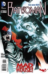 Batwoman (2011) -30- Webs: Home Field Advantage