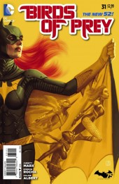 Birds of Prey (2011) -31- Death Jump !