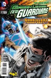 Green Lantern: New Guardians (DC Comics - 2011) -31- The Godkillers, part 3: How the Gods Kill