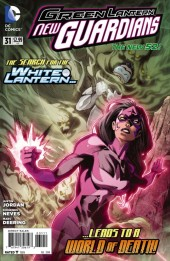 Green Lantern: New Guardians (DC Comics - 2011) -31- Dead World