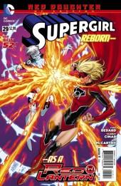 Supergirl (2011) -29- Red Daughter ok Krypton, Part 1: Inner Demons