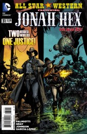 All Star Western (2011) -31- Bad Intensions