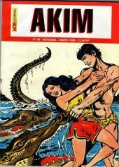 Akim (2e série) -48- Le lac des crocodiles