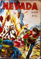 Nevada (LUG) -REC55- Album N°55 (du n°351 au n°354)