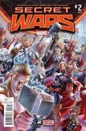 Secret Wars (2015) -2- Doom Messiah
