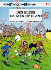 Les tuniques Bleues -11b1993- Des bleus en noir et blanc