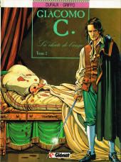 Giacomo C. -2- La chute de l'ange