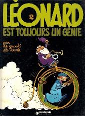 Léonard -2- Léonard est toujours un Génie