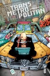 Transmetropolitan (Urban Comics) -4- Année Quatre
