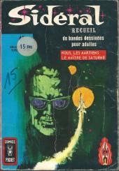 Sidéral (2e série) -Rec3116- Album N°3116 (n°15 et n°16)