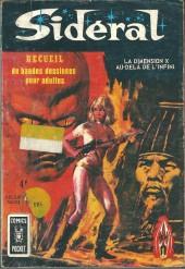 Sidéral (2e série) -Rec3089- Album N°3089 (n°11 et n°12)