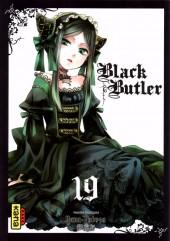 Black Butler -19- Black Ventriloquist