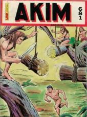 Akim (1re série) -681- La loi de la jungle