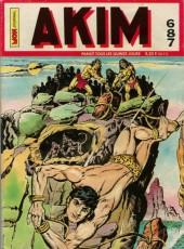 Akim (1re série) -687- La foudre au poing
