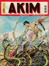 Akim (1re série) -688- La danse du feu