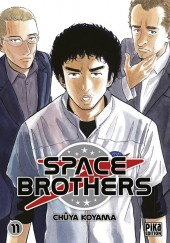 Space Brothers -11- Tome 11