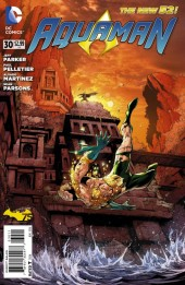 Aquaman (2011) -30- Fallen