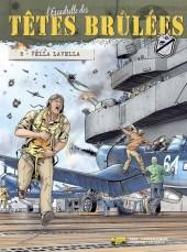 L'escadrille des têtes brûlées -5- Vella Lavella