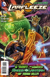 Larfleeze (2013) -10- To be or G'Nort to be !