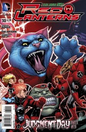 Red Lanterns (2011) -30- Judgement Day, Part 1 of 3