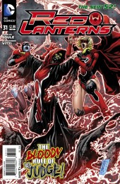 Red Lanterns (2011) -31- Judgement Day, Part 3 of 3