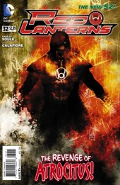 Red Lanterns (2011) -32- Atrocities, Part 1 of 4: Cry Havoc
