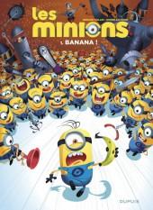 Les minions -1- Banana !