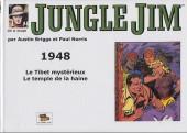 Jungle Jim (Jim la jungle) -1948- Strips hebdomadaires 1948